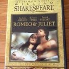 The Dramatic Works of William Shakespeare : Romeo & Juliet (DVD)