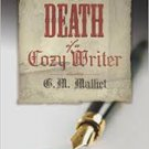 Death of a Cozy Writer: A St. Just Mystery (Paperback-2009) by G.M. Malliet