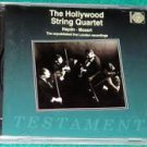 The Hollywood String Quartet with Victor Aller, piano Shostakovich, Franck (CD-1995)