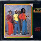 The Mighty Diamonds ‎– The Roots Is There (Audio CD-1991)