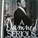 A Damned Serious Business: My Life in Comedy (Hardcover-1991) by Rex Harrison