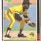 85 leaf #185 Bill Madlock 1985  2.50  Near Mint / Mint