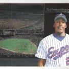 2001 Fleer Premium Vladimir Guerrero Home Field Advantage Card # HA 11