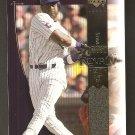 2001 Upper Deck Royalty Sammy Sosa Card #R4