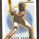 2001 Upper Deck MVP Super Tools Vladimir Guerrero Card # ST9