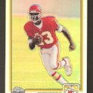 2001 Topps Chrome Refractor / 999 Marvin Minnis Rookie Card #235
