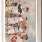 2002 Topps Super Teams Yankees Berra Maris #71 61 New York Yankees