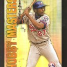 2002 Topps Hobby Masters Vladimir Guerrero Card Number HM 5  MINT PLUS