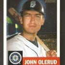 2002 Topps Heritage John Olerud #69 NIGHT