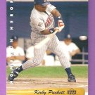1992 Upper Deck Kirby Puckett Homerun Heroes # HR 24