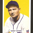 2001 Bowman Reprint Early Wynn 1949 Bowman Reprint