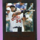 1997 Donruss Elite Kirby Puckett Card # 95