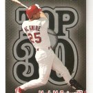 1998 Fleer Ultra Top 30 Mark Mcgwire Card #7