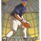 1999 Fleer Ultra Travis Lee World Premiere Card #13