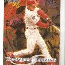 1998 Fleer Tradition Scott Rolen Unforgettable Moments Card #595