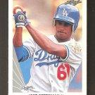 1990 Leaf Jose Offerman Rookie Card # 464