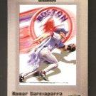 2001 Fleer Nomar Garciaparra Avant Card Showcase Card #101