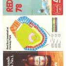 1978 Boston Red Sox Schedule  Mint