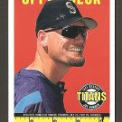 1998 Upper Deck Jay Buhner Tape Measure Titans Card #T7  MINT