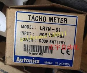 NEW Autonics tacho meter LR7N-S1 good in condition for industry use