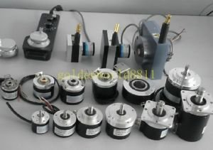 NEW NEMICON encoder HES-04-2D good in condition for industry use