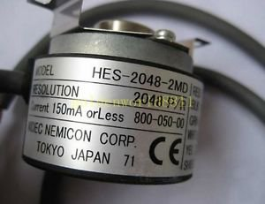 NEW NEMICON encoder HES-2048-2D good in condition for industry use
