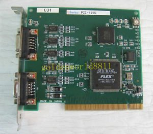 Interface cards PCI-4155 good in condition for industry use