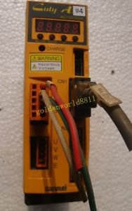 SANMEI servo driver QT-002AXE good in condition for industry use