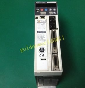 Panasonic servo driver MSDA5A1A1A good in condition for industry use