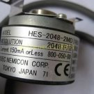 NEW NEMICON encoder HES-2048-2MHT good in condition for industry use