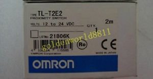 NEW OMRON TL-T2E2 proximity switch good in condition for industry use
