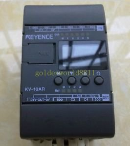 KEYENCE programmable controller KV-10AR good in condition for industry use