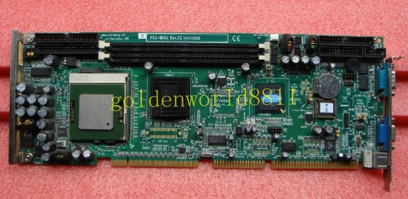ADVANTECH PCA-6003 Rev.A2 Industrial motherboard for industry use