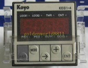 NEW Koyo counter KC01-4WR good in condition for industry use