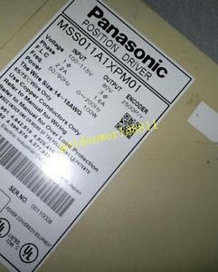 Panasonic servo driver MSS011A1XPM01 good in condition for industry use
