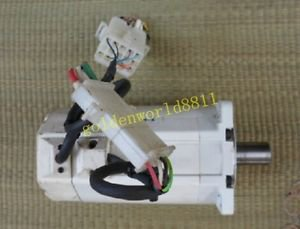 Panasonic AC servo motor MSMA042C1F good in condition for industry use