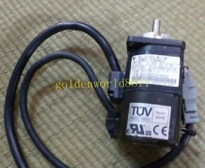 Yaskawa AC servo motor SGMAH-A3A1A41 good in condition for industry use
