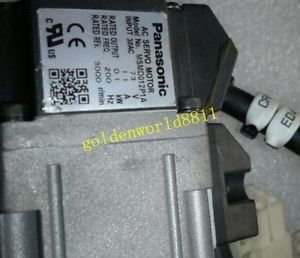 Panasonic servo motor MSMD012P1A good in condition for industry use