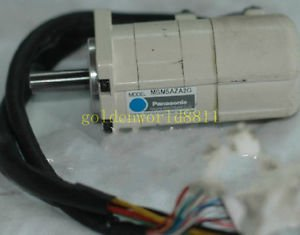Panasonic servo motor MSM5AZA2G good in condition for industry use