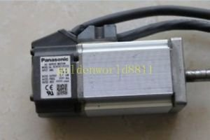 Panasonic servo motor MUMS022A1E0S good in condition for industry use