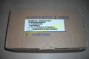 NEW Yaskawa servo motor SGMJV-04ADD6S good in condition for industry use