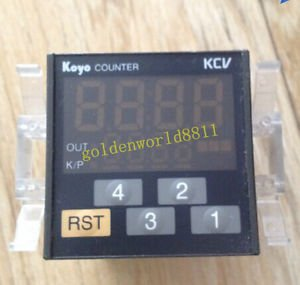 USED Koyo counter KCV-4S-C good in condition for industry use