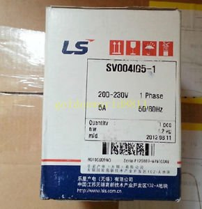 NEW LS inverter SV004iG5-1 0.37KW/220V good in condition for industry use