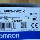 NEW Omron Rotary Encoder E6B2-CWZ1X 1024P/R good in condition for industry use