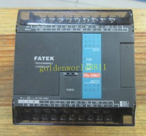 FATEK PLC Programmable controller FBs-20MAT good in condition for industry use
