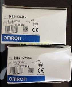 NEW Omron Rotary Encoder E6B2-CWZ6C 10P/R good in condition for industry use