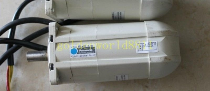 Panasonic servo motor MSM021A1B good in condition for industry use