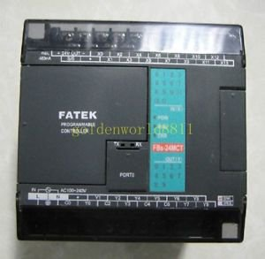 FATEK PLC Transistor output FBS-24MCT good in condition for industry use
