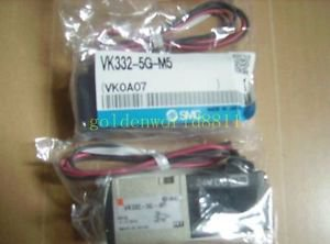 NEW SMC solenoid valve VK332-5G-M5 good in condition for industry use
