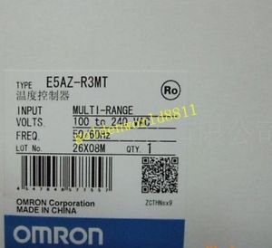 NEW OMRON temperature controller E5AZ-R3MT AC100-240V for industry use